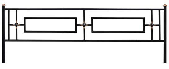 Ограда Прямоугольник 20 ДК