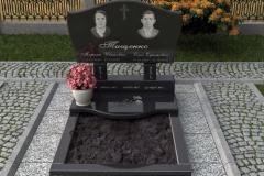 памятники на могилу из гранита 28