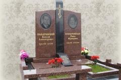 памятники на могилу из гранита 30