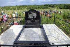 памятники на могилу из гранита 37