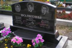 памятники на могилу из гранита 42