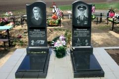 памятники на могилу из гранита 44