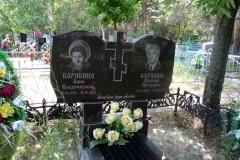 памятники на могилу из гранита 9